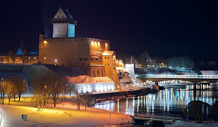I luoghi da visitare in Estonia, Narva