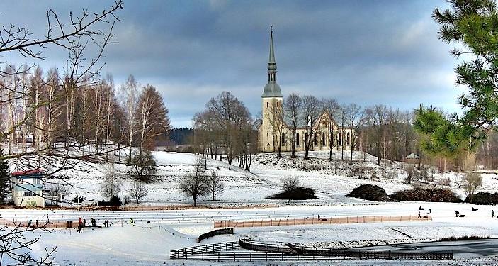 I luoghi da visitare in Estonia, Otepaa