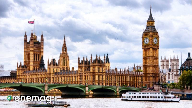 Il Palazzo di Westminster