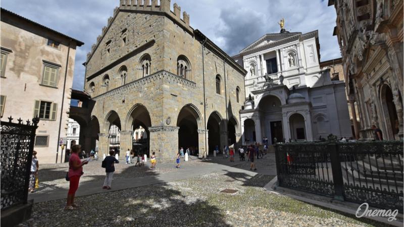 Visitare Palazzo della Ragione a Bergamo