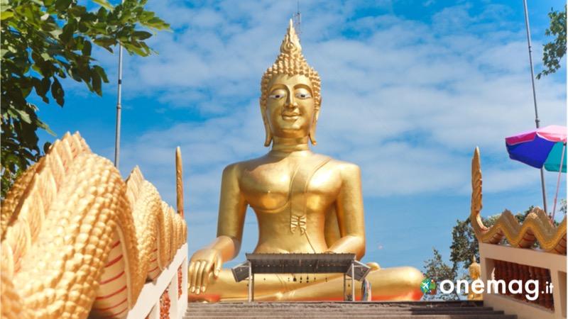 La statua del Grande Buddha