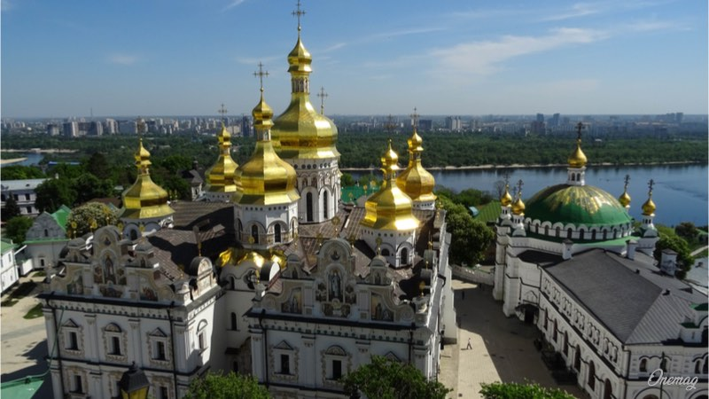 Visitare Pecherska Lavra a Kiev