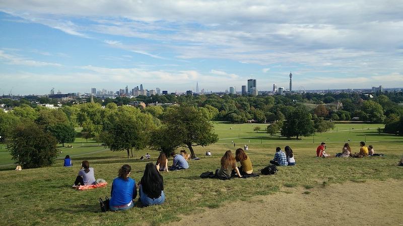 La Skyline di Londra