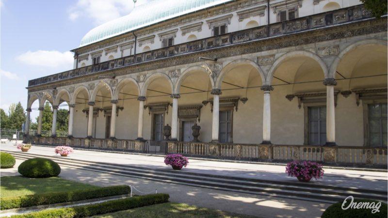 Residenza estiva della regina Anna degli Jagelloni