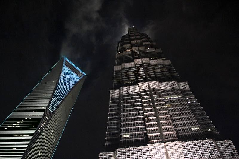 Pudong, il quartiere di Shanghai