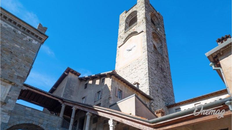 Visitare Torre civica di Bergamo