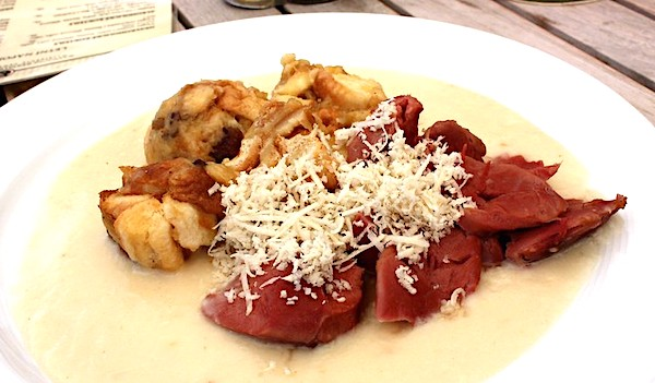 Uzený, tipico piatto cucina della Repubblica Ceca