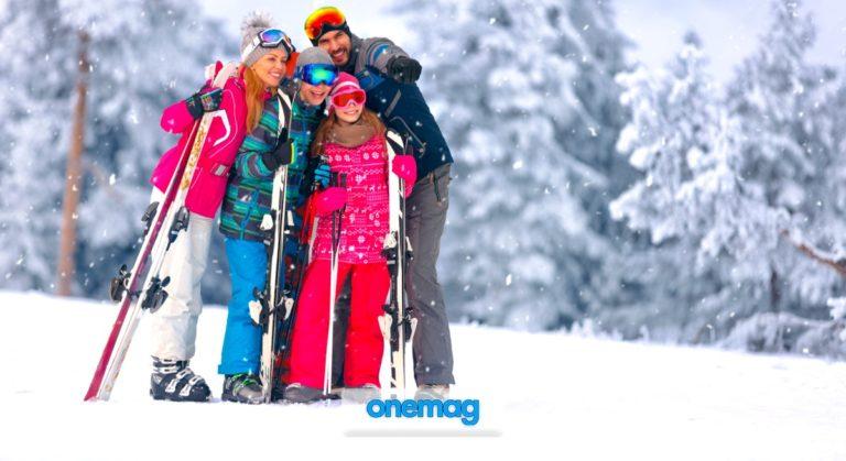 Vacanze sulla neve della Valle d'Aosta con i bambini