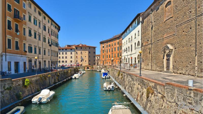 Livorno, visitare il quartiere Venezia Nuova