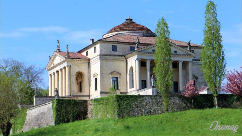 Vicenza, visitare Villa La Rotonda