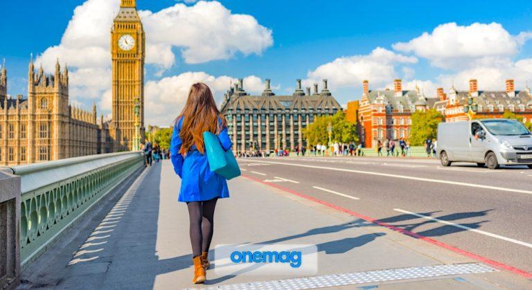 Visitare Londra sopra e sotto il Tamigi
