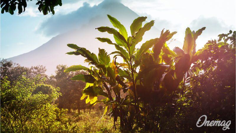 Costa Rica, Volcán Arenal