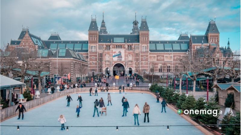Visitare Amsterdam Rijksmuseum