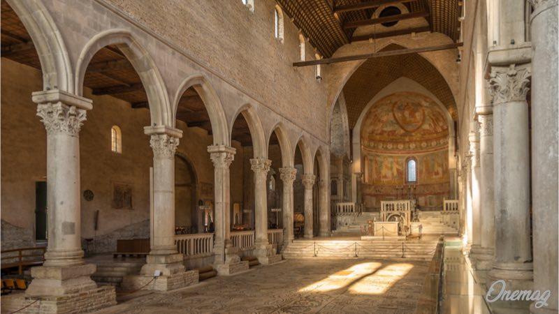 Aquileia, Museo Paleocristiano