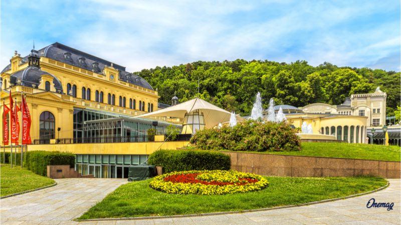 Cosa vedere a Baden bei Wien, il casino