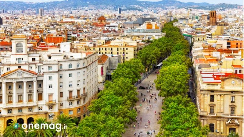 Cosa vedere a Barcellona, Rambla