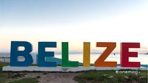 Belize, logo