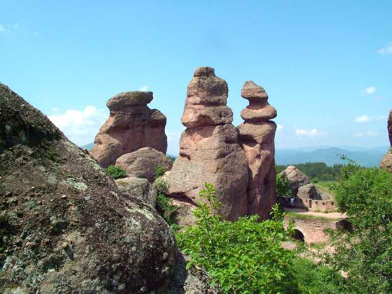 Bulgaria, Rocce di Belogradchik