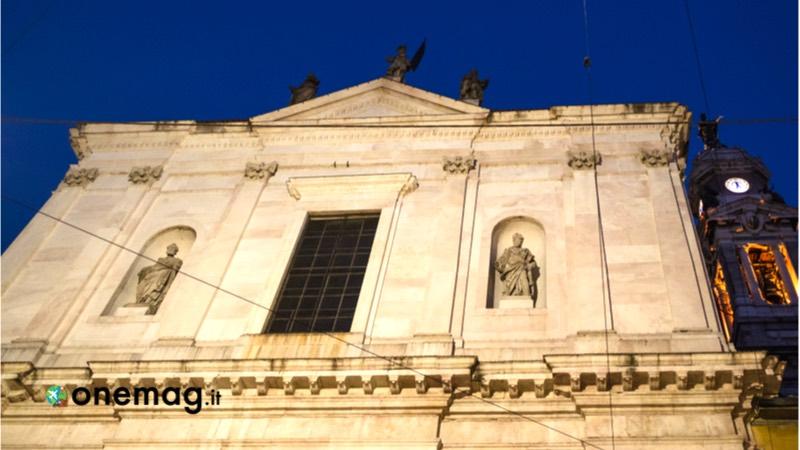 Bergamo, la Cattedrale di Sant'Alessandro