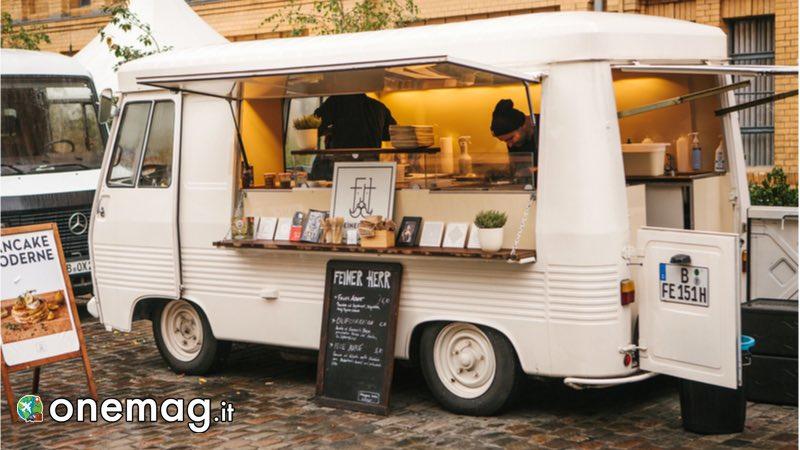 Street food a Berlino