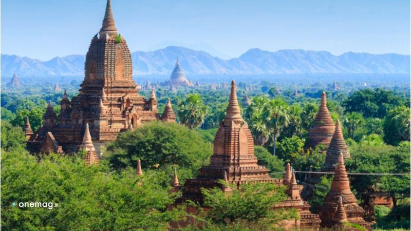 Birmania, viaggio in oriente