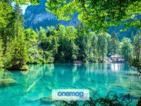 Blausee, il lago blu intenso del Canton Berna