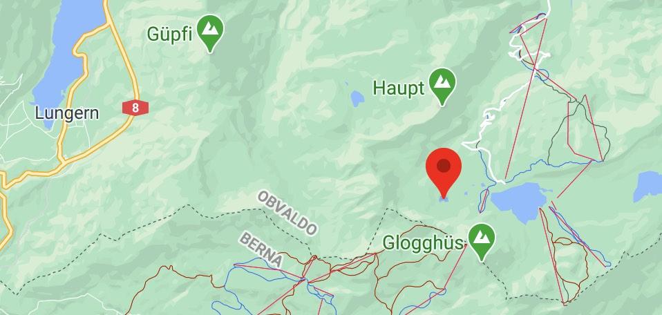 Blausee-mappa