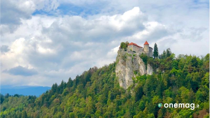Cosa vedere sul Lago di Bled, il Castello