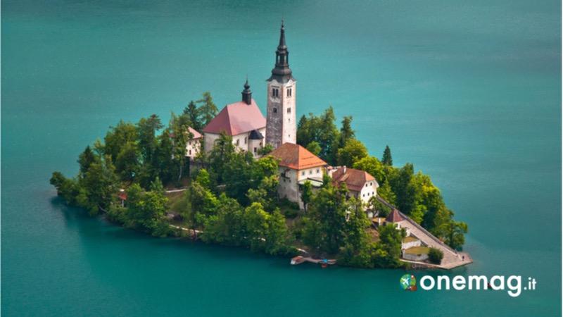 Lago di Bled, ecco cosa vedere, isola