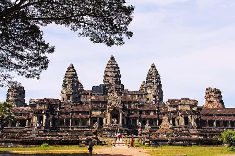 Cambogia, viaggio nei paesi orientali