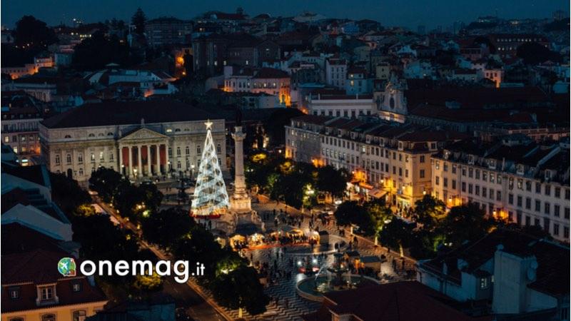 Capodanno Lisbona Festeggiamenti