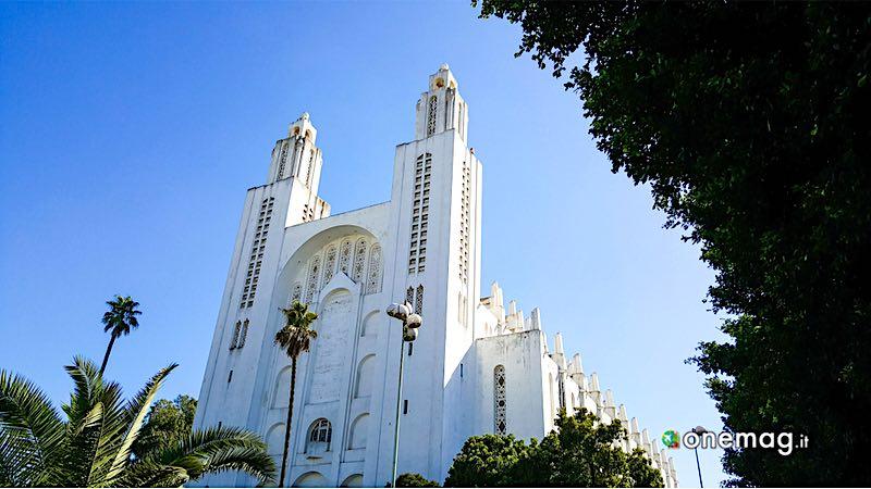 Csablanca, Cattedrale del Sacro Cuore