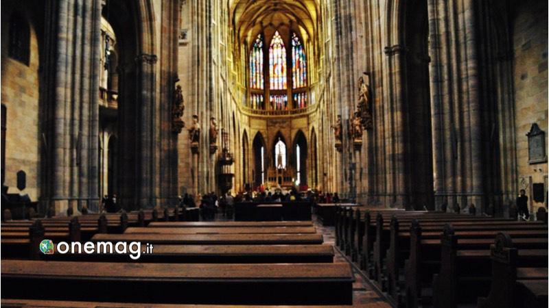 Cattedrale di San Vito di Praga, interni