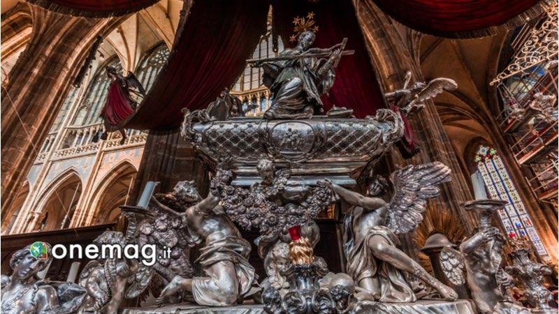 Cattedrale di San Vito di Praga, tombe