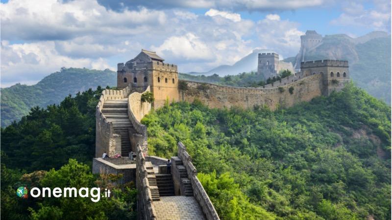 Cina, i luoghi da non perdere, Grande Muraglia Cinese