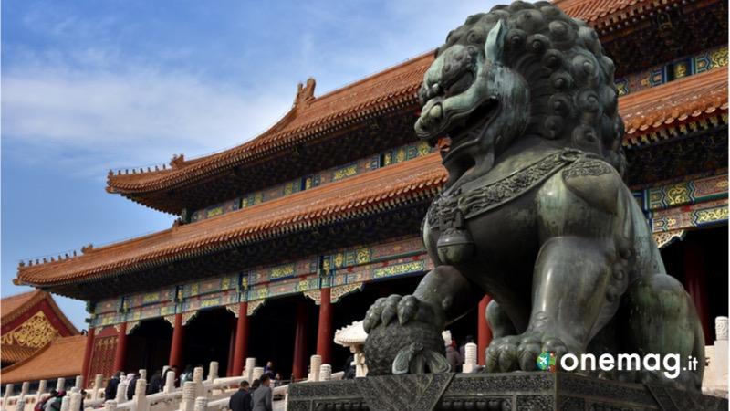 Cina, i luoghi da non perdere, Città Proibita di Pechino