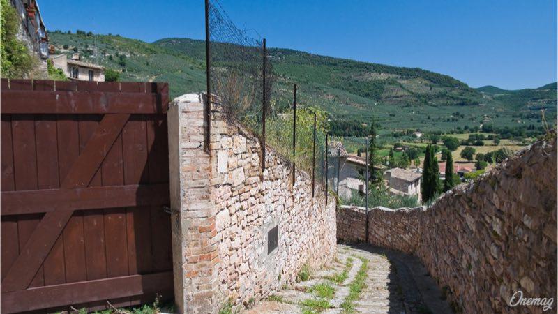 Spello, Cinta Muraria