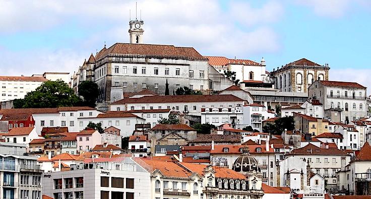 Cosa vedere in Portogallo, Coimbra