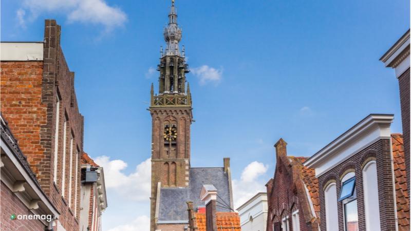 Cosa vedere a Edam, la torre Speeltoren