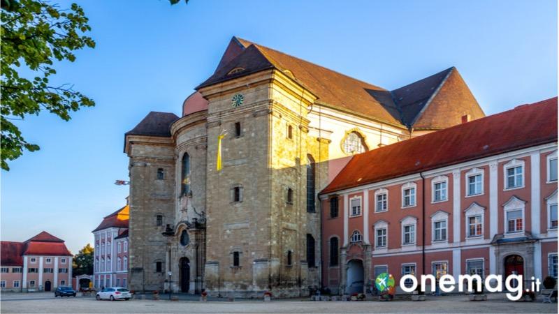Cosa vedere a Ulm, Il monastero di Wiblingen