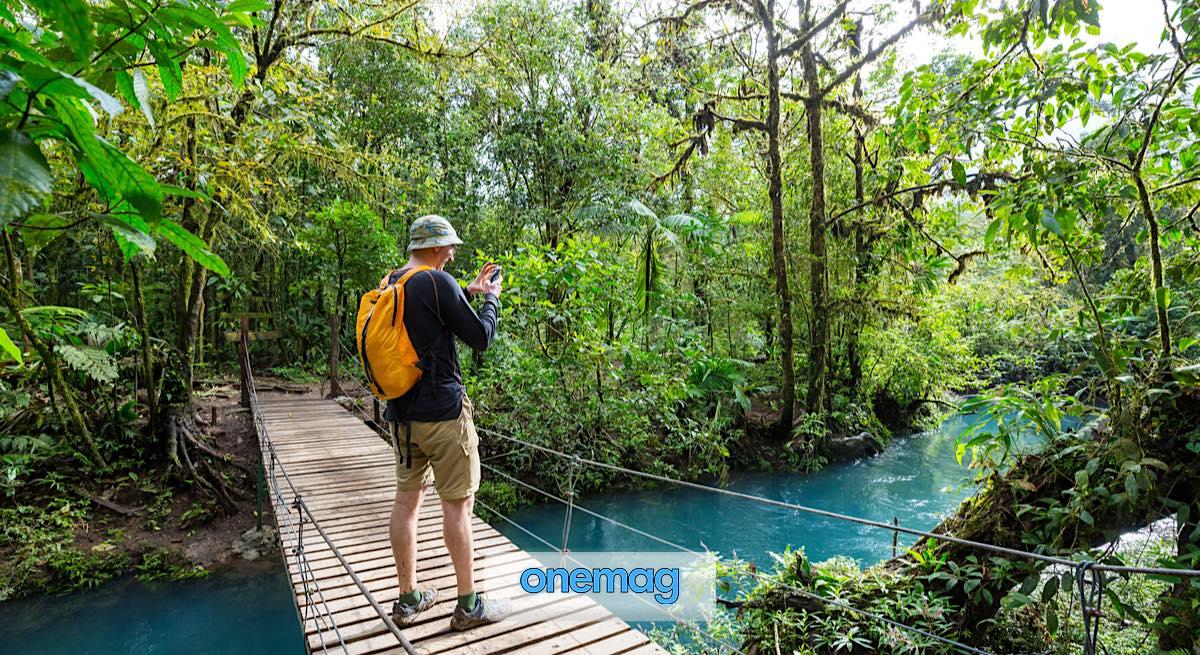 Costa Rica, trekking