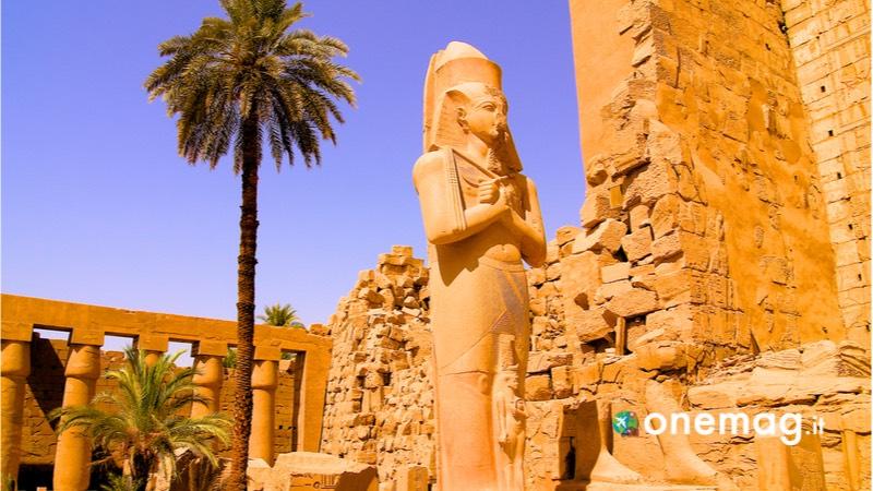Viaggio in Egitto, le destinazioni imperdibili, Luxor