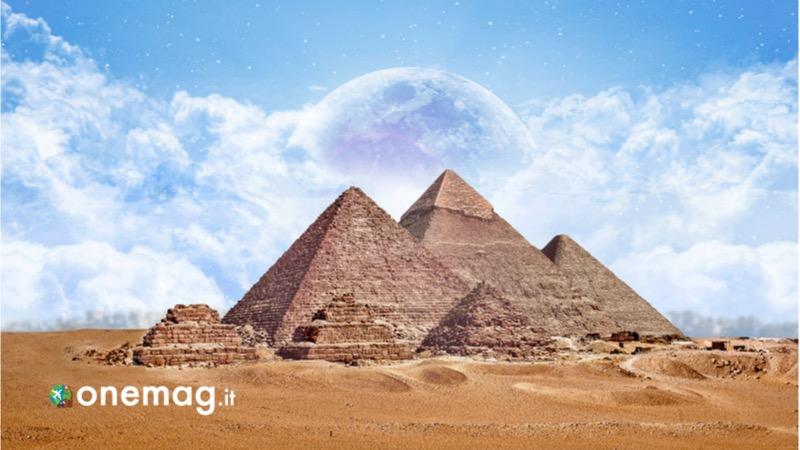 Viaggio in Egitto, le destinazioni imperdibili, le Piramidi di Giza