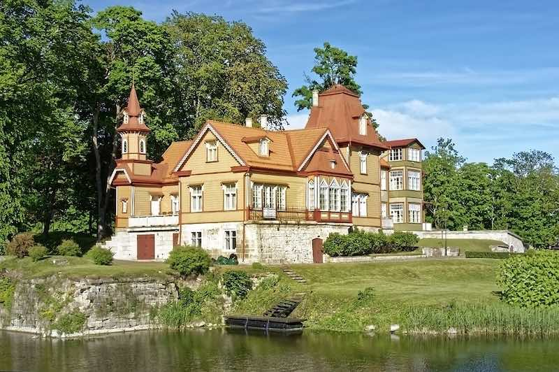Estonia, visitare l'isola estone
