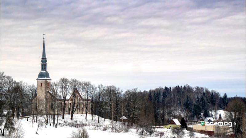Estonia, guida turistica di viaggio