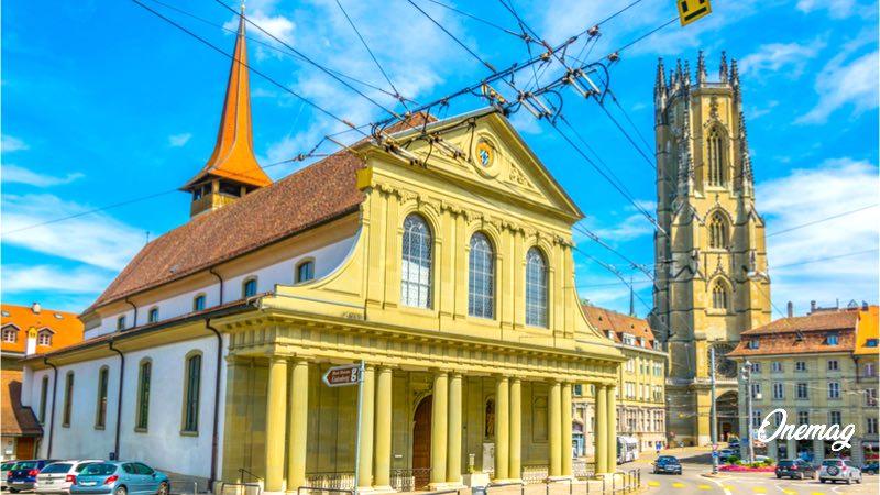Cosa vedere a Friburgo, Svizzera