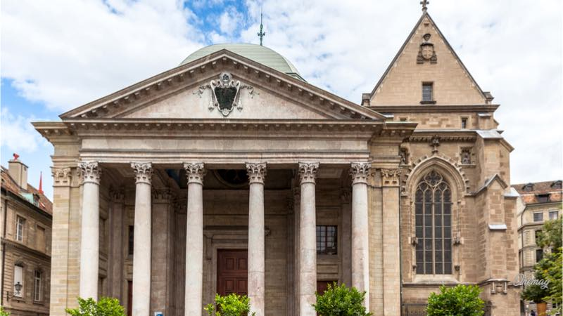 Cosa vedere a Ginevra, Cathédrale Saint-Pierre