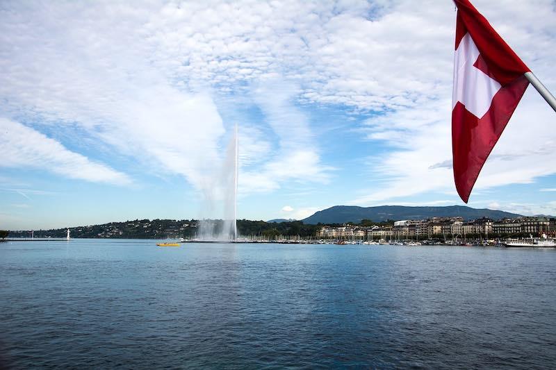Cosa vedere a Ginevra, Jet d'Eau
