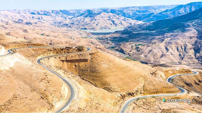 Giordania, Autostrada del Re
