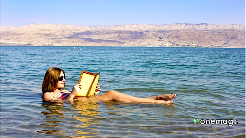 Giordania, Mar Morto